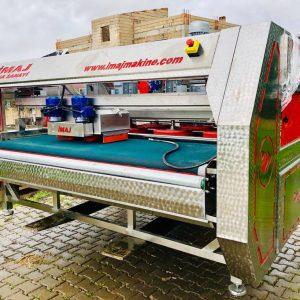 endüstriyel halı yıkama makineleri