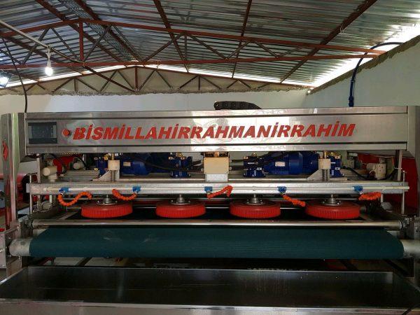 Gold Model Halı Yikama Makineleri (1)