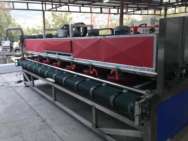 Titanyum Model Hali Yikama Makineleri (3)